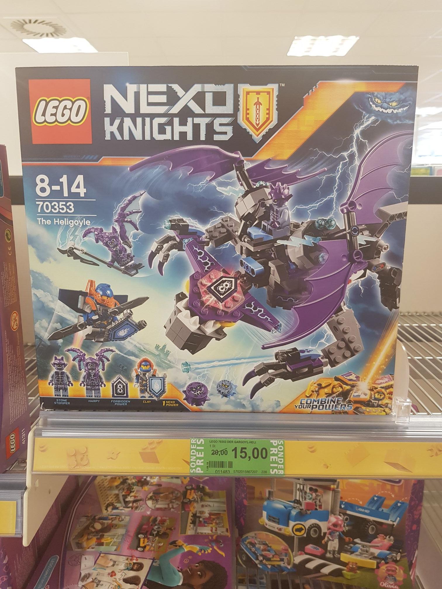 [Lokal Hannover?] Lego 70353 Nexo Knights, The Heligoyle