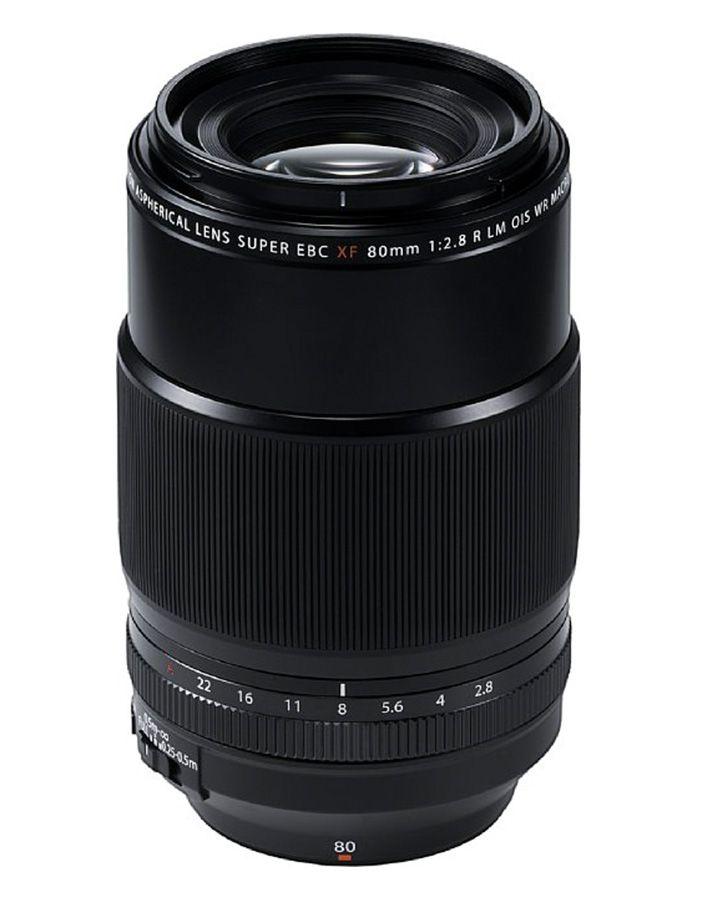 Fujifilm Fujinon XF80mm 2.8 R LM OIS WR Makro Objektiv