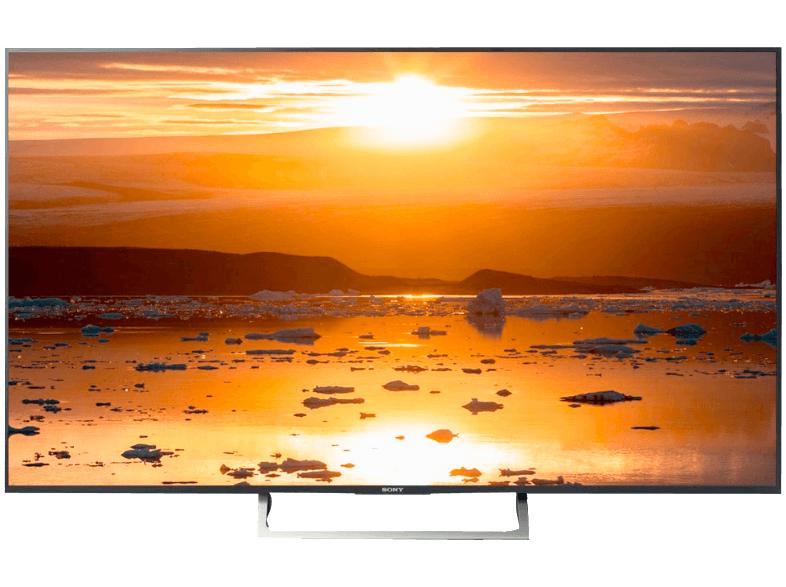 [Mediamarkt] Sony KD-65XE7005 Bravia 164 cm (65 Zoll) Fernseher (4K Ultra HD, High Dynamic Range, Triple Tuner, Smart-TV) [Energieklasse A+] für 799,-€