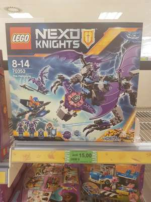 Lego 70353 Nexo Knights, The Heligoyle