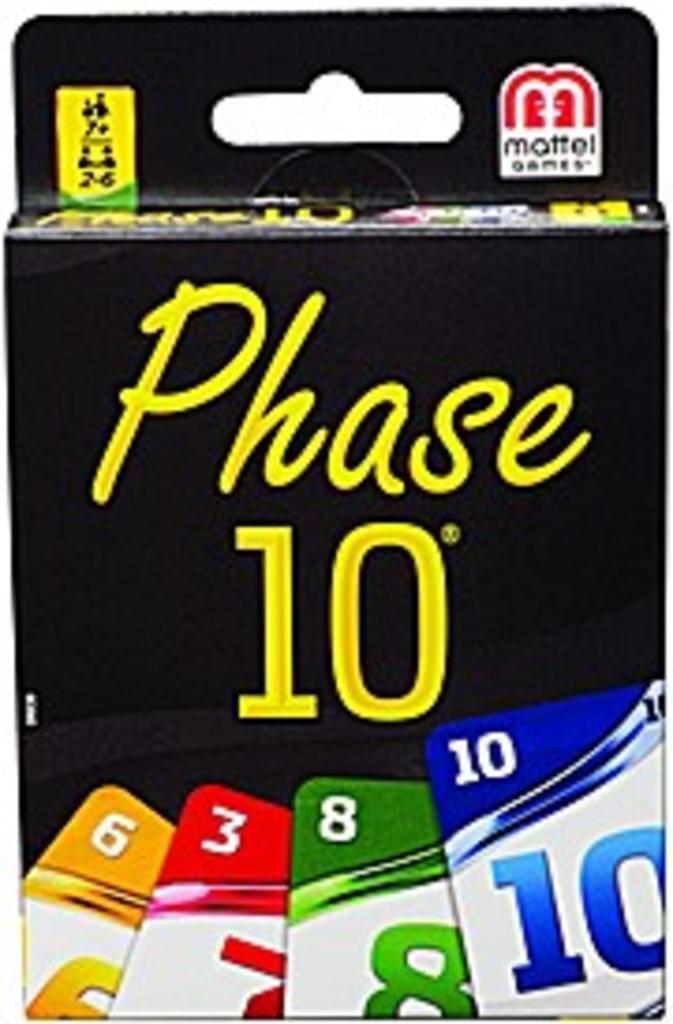 Phase 10 Basis Kartenspiel für 5,99€ [Real]