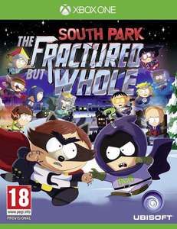 South Park: Die rektakuläre Zerreißprobe (Xbox One & PS4) für 18,50€ (Coolshop)