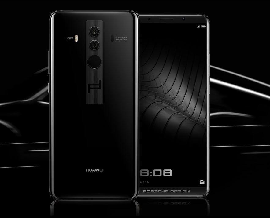 Huawei Mate 10 Porsche Design Dual SIM im Blau Allnet Tarif mit 3 GB LTE