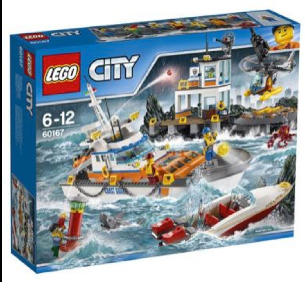 LEGO® - City, Küstenwachzentrum; 60167