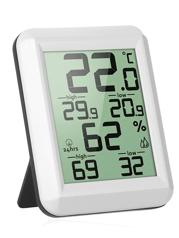 Thermometer mit Hygrometer für 4,39€ inkl. Versand
