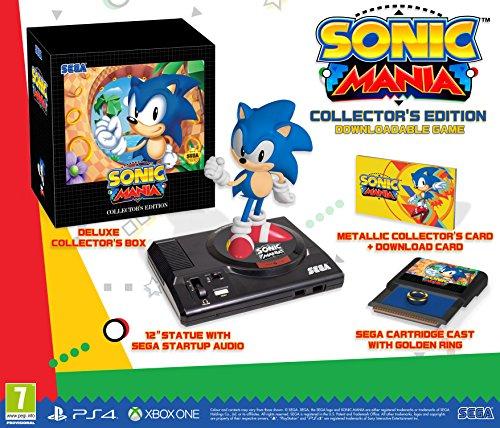 Sonic Mania: Collectors Edition (PS4) für 56,38€ (Amazon UK)
