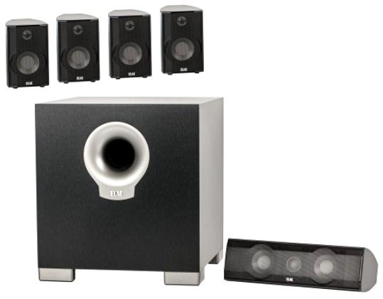 Elac Cinema 10 - 5.1 Lautsprecher Set für Euer Heimkino