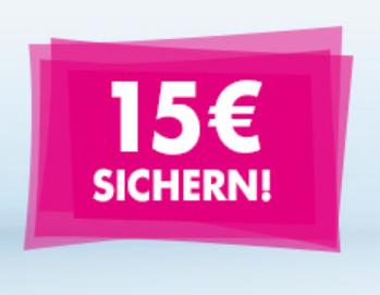 [Karstadt] 15€ Gutschein ab 50€ für NL Anmeldung