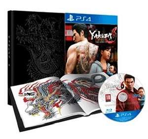 Yakuza 6: The Song of Life - Essence of Art Edition (PS4) für 41,50€ (coolshop)