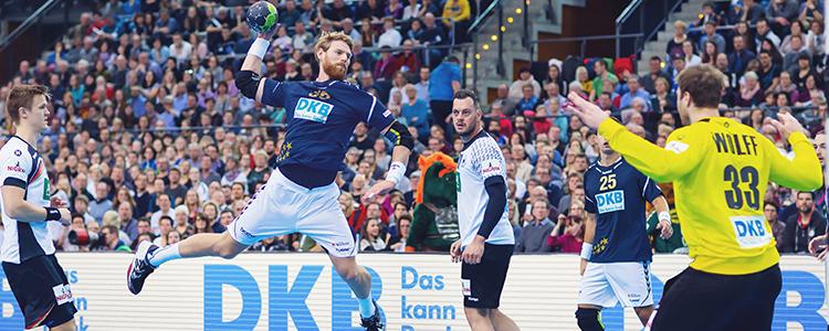 DKB live - Handball Bundesliga kostenlose Tickets [DKB Aktivkunden]