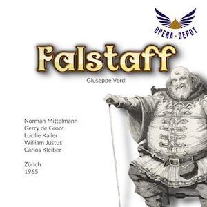 """[Opera Depot] """"Falstaff"""" von Giuseppe Verdi unter Carlos Kleiber als Gratis-Download"""