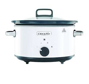 [Amazon] Crock-Pot CSC030X Schongarer, 3,5l, Warmhaltefunktion, spülmaschinenfest