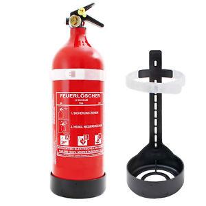 Schaum Kombi Feuerlöscher 2L ABF Fettbrand für 24,95€ inklusive Versand eBay