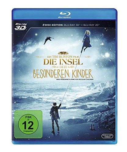 Die Insel der besonderen Kinder (3D Blu-ray + 2D) für 11,02€ (Amazon Prime)