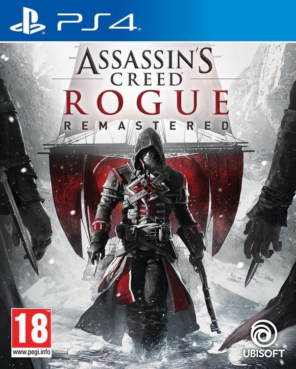 Assassin's Creed: Rogue Remastered (PS4) für 18,99€ & (Xbox One) für 19,50€ (Coolshop)