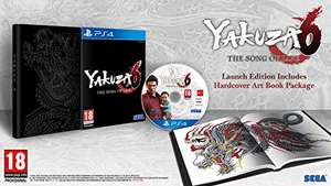Yakuza 6: The Song of Life Essence of Art Edition (PS4) für 38,25€ (Amazon ES)