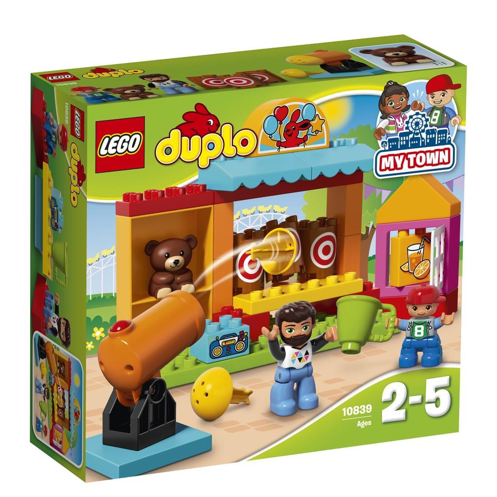 Lego Duplo Wurfbude versandkostenfrei