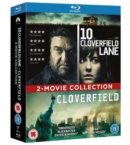 [Zoom.co.uk] Cloverfield/10 Cloverfield Lane Blu-ray