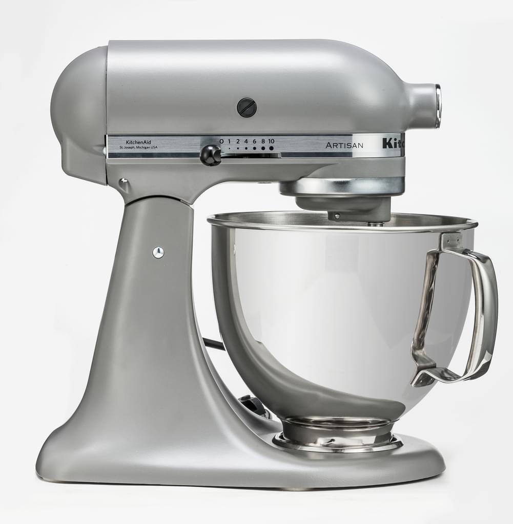 KitchenAid Artisan Küchenmaschine 300 W, Grau [real Online]