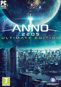 Anno 2205 Ultimate Edition (uPlay) für 9,99€ (Gamesplanet)