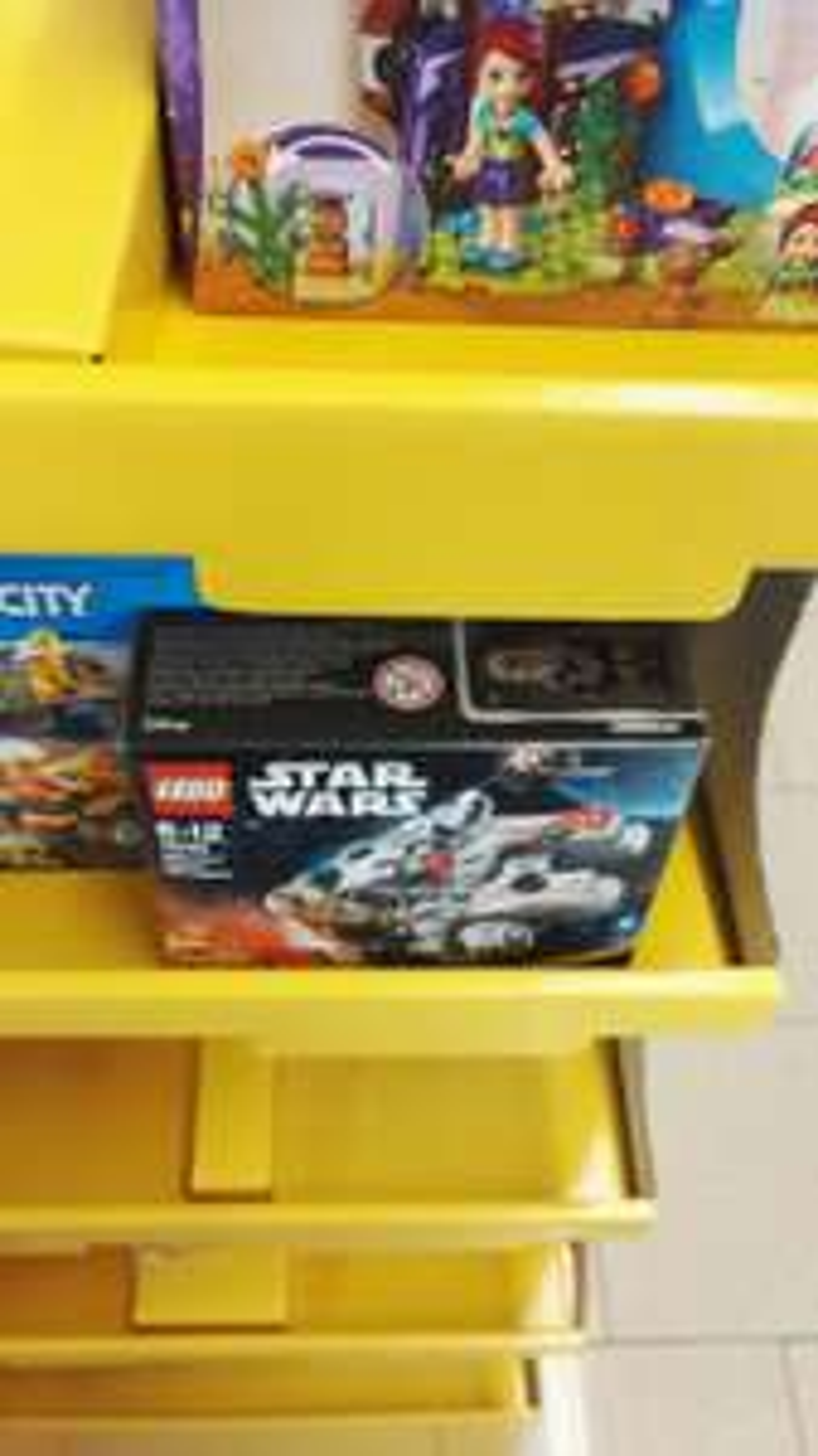 Lego Millenium Falcon Microfighter (mit Chewbacca) 75193 [Rewe, u.a. Bad Endorf]