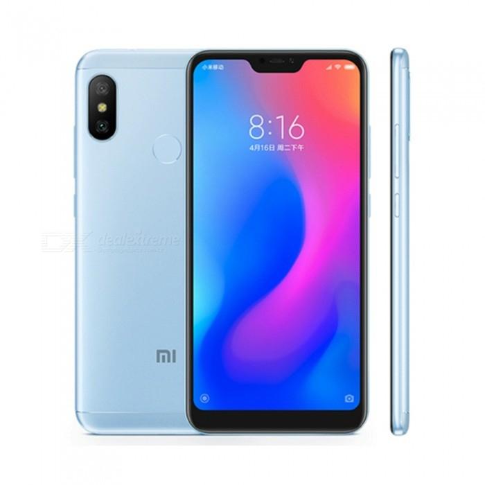 Xiaomi Mi A2 lite in hellblau mit 4GB RAM und 64GB ROM (GLOBAL) mit B20