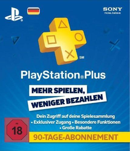 Knüller: 20€ PSN-Karte + 3 Monate PS-Plus für nur 18,99€ bei Amazon