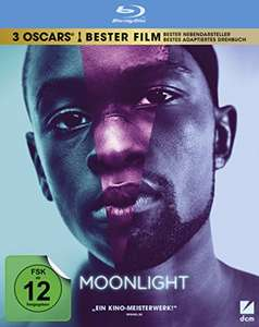 Moonlight (Blu-ray) für 5,97€ (Amazon Prime)