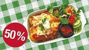 [Lokal Düsseldorf ?] Sausalitos - Food Happy Day - montags gibts auf Essen 50 %
