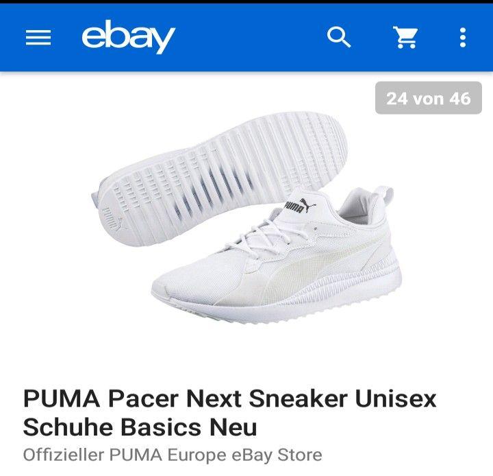 [eBay] PUMA Sneaker verschiedene Farben und Größen mit zus. 20% Rabatt mit Code: PINACOLADA20 | auch NIKE und BIRKENSTOCK Bestpreis!