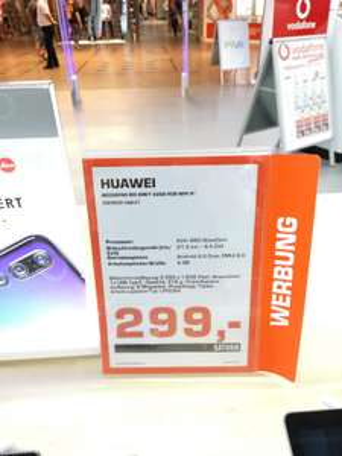 "(Lokal) Huawei Mediapad M5 8.4"" 2K 32GB Saturn BERLIN Wedding, Badstr. 4"