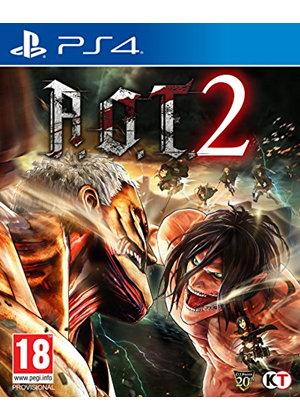 Attack on Titan 2 (PS4) für 23,690€ (Base.com)