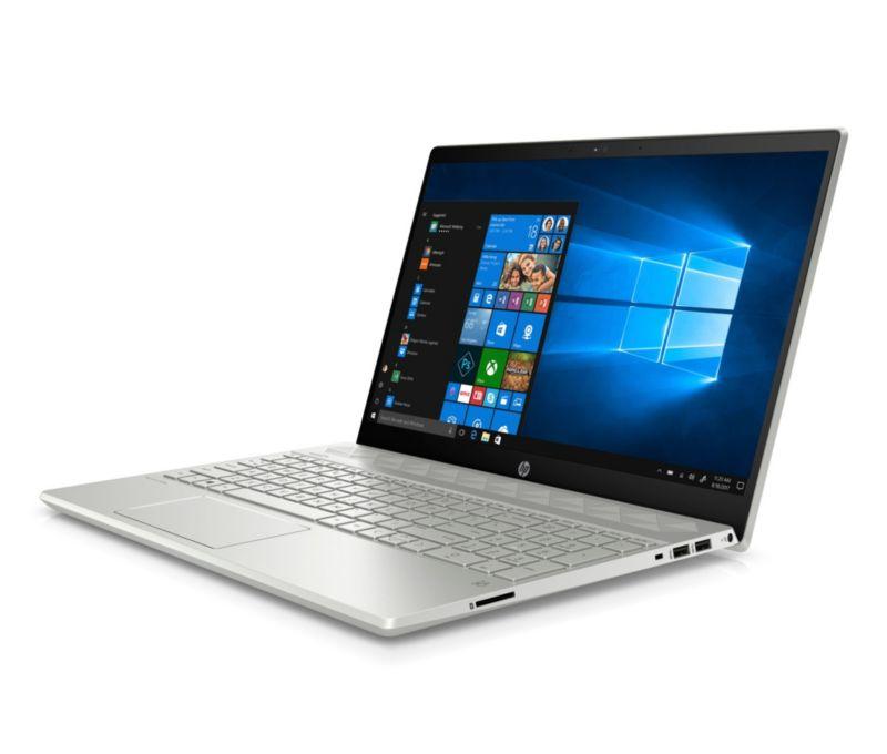 HP Pavilion 15-cw0002ng silber, Ryzen 5 Full HD Notebook, 128GB SSD, 1TB HDD Vega 8 Grafik, 2x4GB DDR4 RAM, beleuchtete Tastatur!inkl. VSK