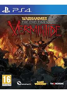 Warhammer: The End Times - Vermintide (PS4) für 9,26€ (Base.com)
