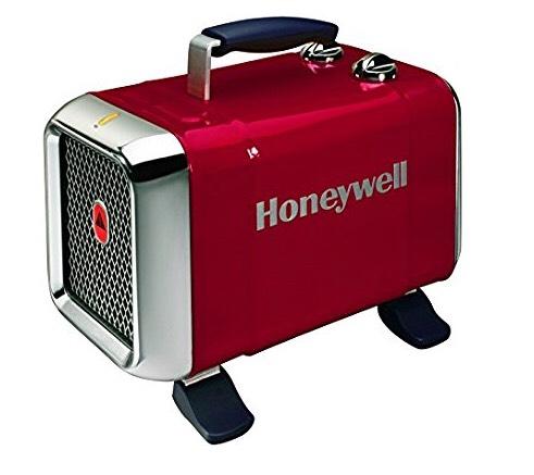 Honeywell HZ-510E Heizlüfter (1800 Watt)