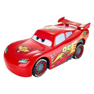 [REAL] Mattel Disney Cars Flag Finish Lightning McQueen