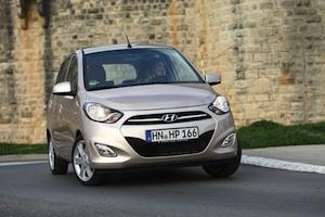 Neues Auto Jubelangebot Hyundai i10 mit Tageszulassung