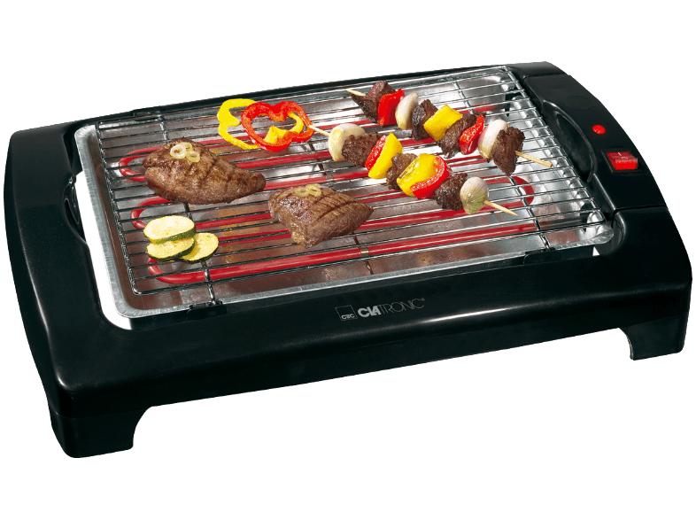 Clatronic Barbeque Tischgrill (BQ 2977 2000 Watt) für 10€ versandkostenfrei (Media Markt)