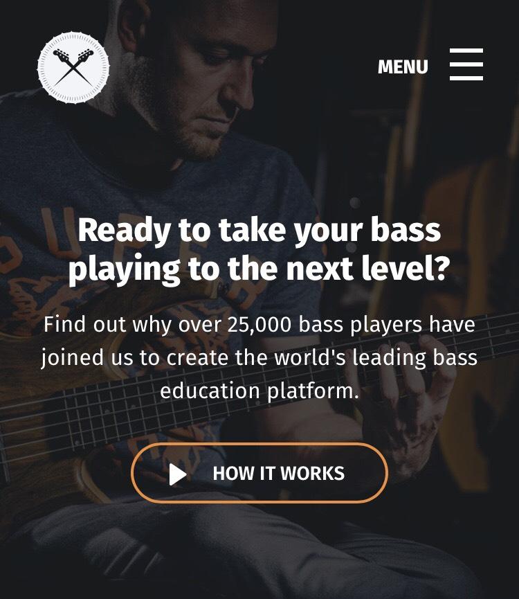 [SBL] Bassgitarrenunterricht mit Scott Devine