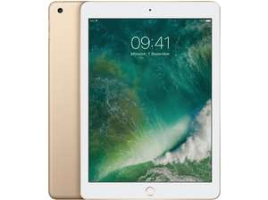 Apple iPad 9,7 Zoll 2017 WIFI• Gold • Silber (Saturn / MASTERPASS)