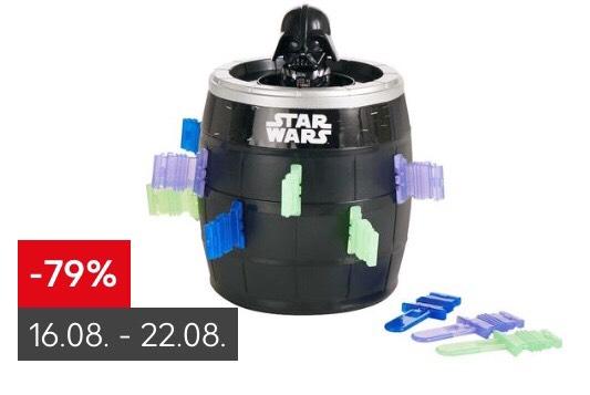 [Lokal Berlin] Pop-Up Darth Vader (Star Wars) Geschicklichkeitsspiel / Trinkspiel für 5€ bei Kaufland