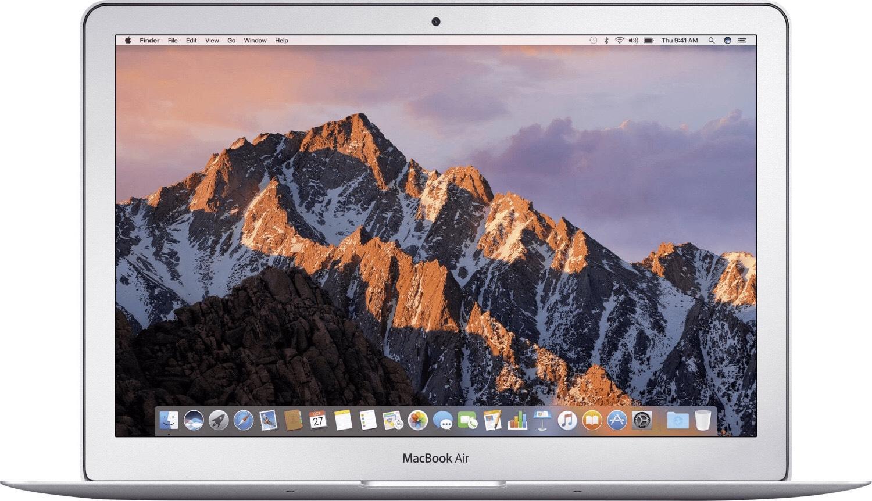 """Apple MacBook Air 13"""" 2017 MQD32D/A - begrenzte Stückzahl"""