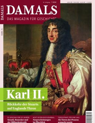 Jahresabo DAMALS (14 Ausgaben) + 105 €-Bestchoice-Coupon für 107,66€