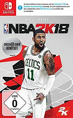 NBA 2K18(Switch) (Amazon Prime)