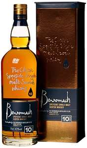[Amazon Blitzangebot] Benromach Whisky 10 Jahre mit Geschenkverpackung