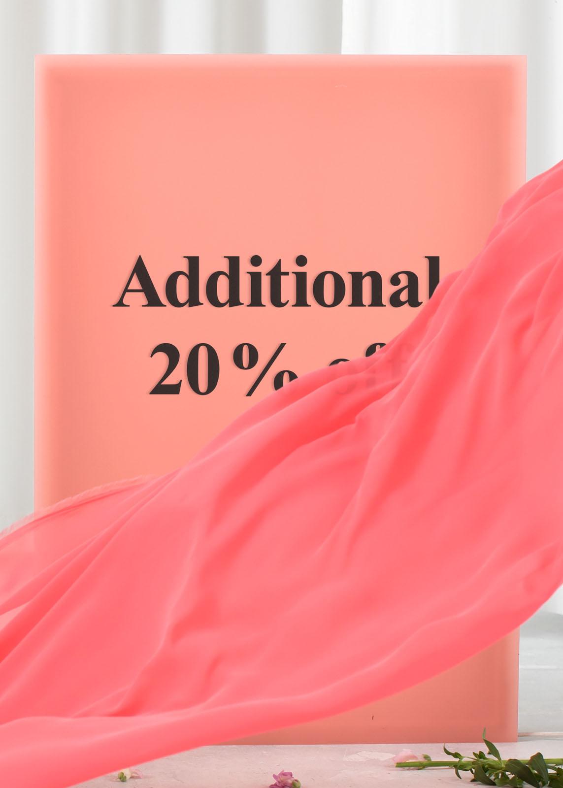 [&other stories] zusätzlich 20% auf den Sale bis zum 13.08.18!