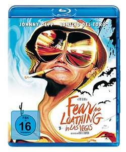 Fear and Loathing in Las Vegas (Blu-ray) für 5,55€ (Amazon Prime)