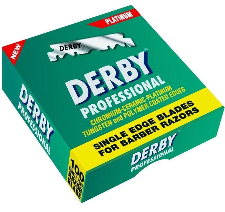 Derby Professional Rasierklingen 100er Amazon Plusprodukt
