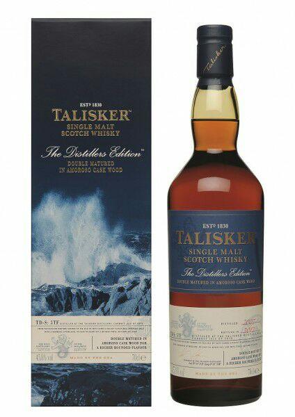 Talisker Distillers Edition 2005/2015 u. 2007/2017 sowie weitere DEs von anderen Whisky/Scotch Brennereien