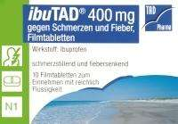 Ibuprofen 400mg Tabletten 20 Stück für 1,60€ incl. Versand